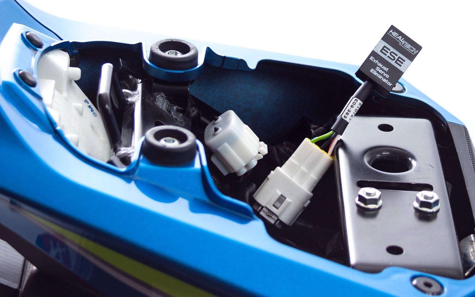 Exhaust Servo Eliminator Ese By Healtech Electronics Ltd Wiring Diagram Bmw S1000rr Ducati Multistrada 1200