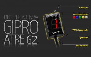 GIpro ATRE G2 flyer