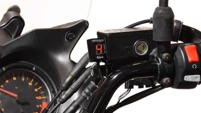 GIpro ATRE G2 - Suzuki DL650