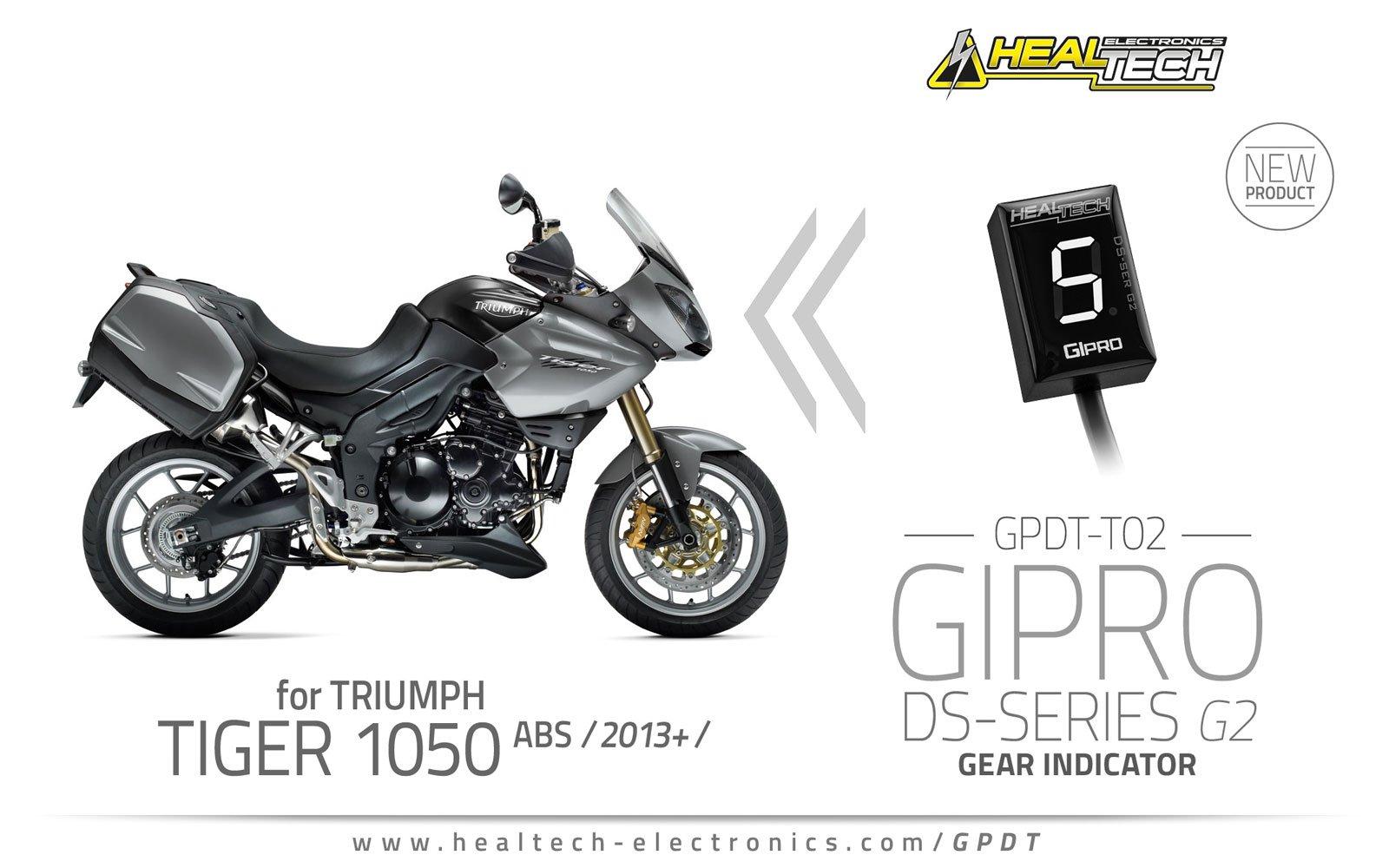 GIpro DS-series G2 (GPDT) - HealTech Electronics Ltd