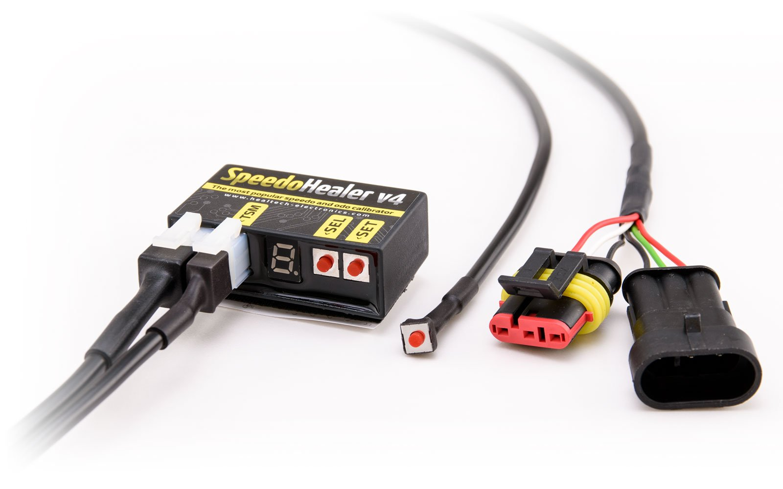 SpeedoHealer v4 unit only · SpeedoHealer v4 with harness kit ...