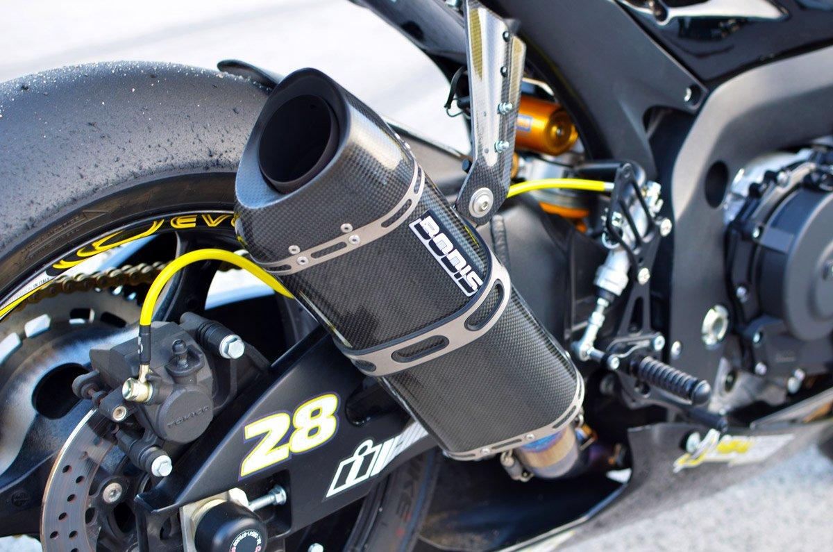 Bodis carbon fiber end can